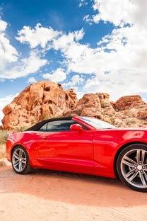 红色跑车高清