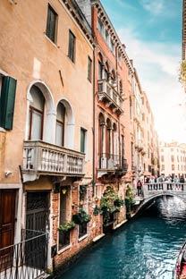水城威尼斯风光