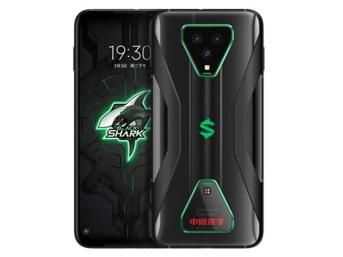 黑鲨游戏手机3 Pro中国选手定制版图片