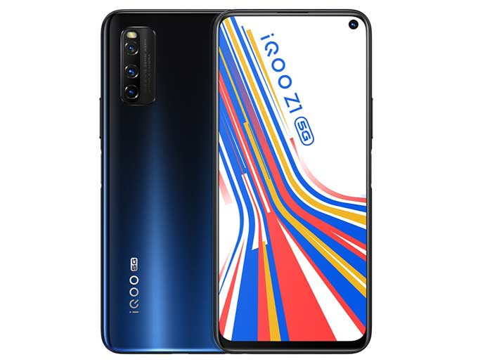 vivo iQOO Z1(8GB/128GB/全网通/5G版)图片