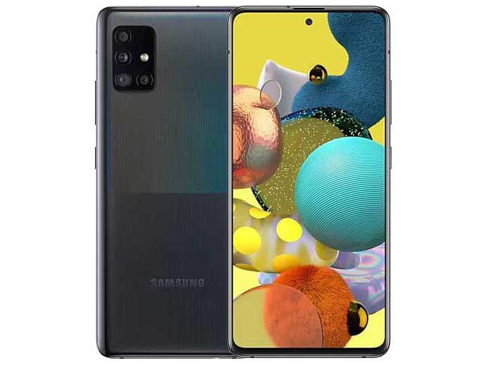 三星Galaxy A51 5G(8GB/128GB/全网通)图片