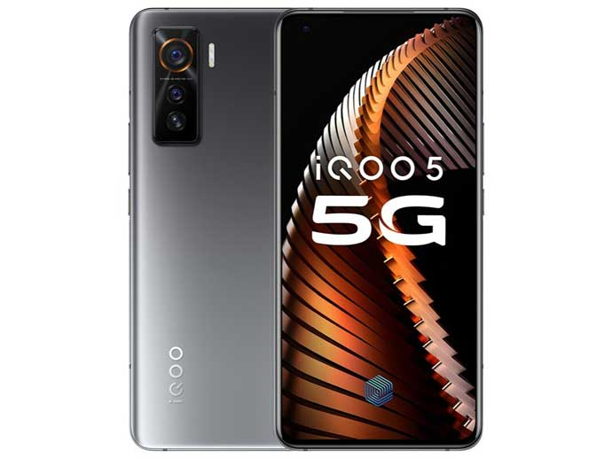 vivo iQOO 5(12GB/128GB/全网通/5G版)图片