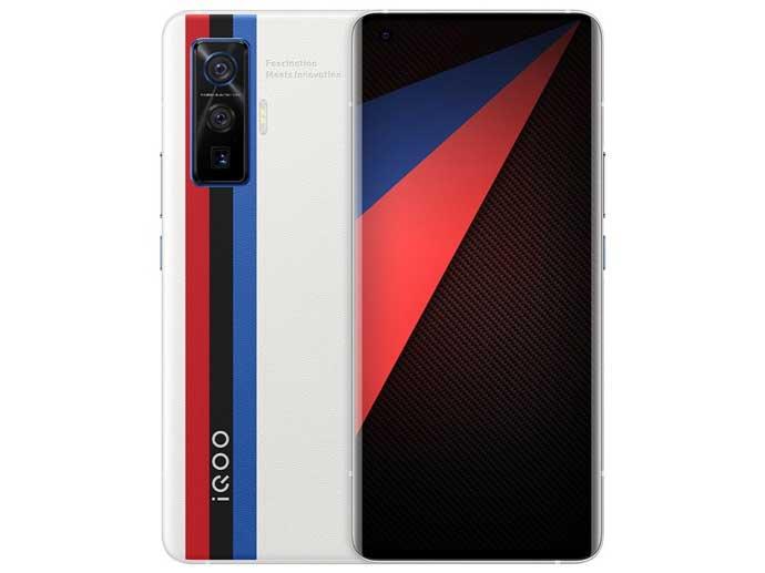 vivo iQOO 5 Pro(8GB/256GB/全网通/5G版)图片