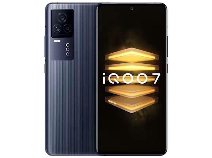 vivo  iQOO 7(8GB/128GB/全网通/5G版)图片