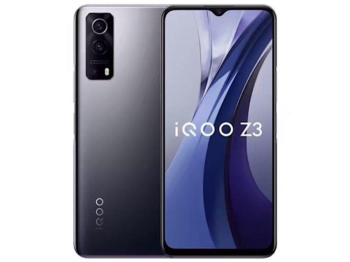 vivo  iQOO Z3(8GB/128GB/全网通/5G版)图片