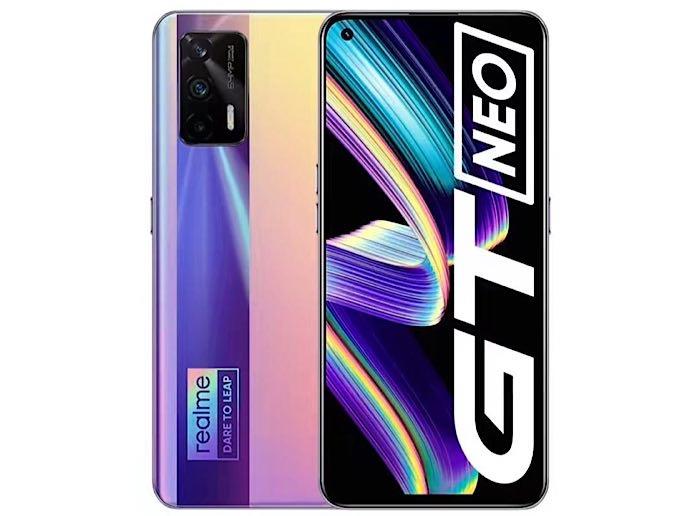 realme GT Neo(8GB/128GB/全网通/5G版)图片